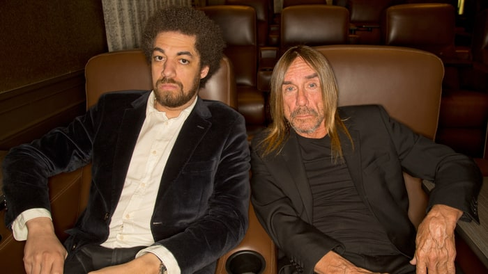 "IGGY POP E DANGER MOUSE: insieme per ""Gold"""