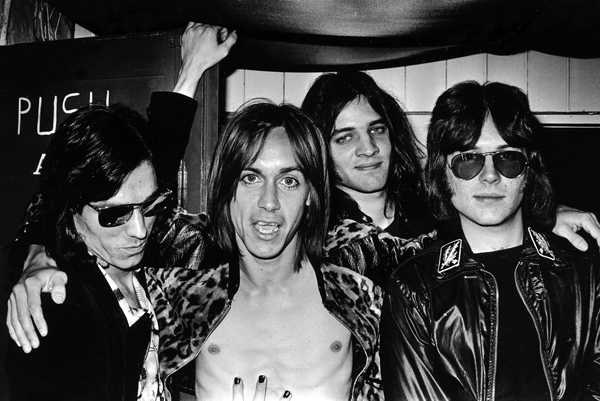 THE STOOGES: docu-film sulla band